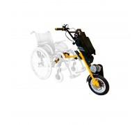 Велоприставка с электроприводом для ручной инвалидной коляски Отто Бокк