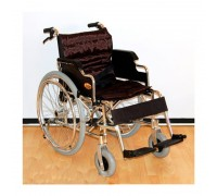 Кресло-коляска инвалидная Оптим FS908 L J-41 (46) алюминиевая
