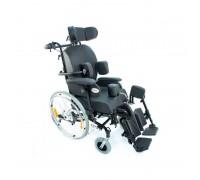 Кресло-коляска Оптим 511A - ширина сидения 45 см