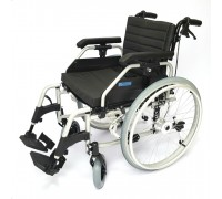 Кресло-коляска Титан LY-710-033 Tommy, с регулируемым углом наклона спинки, литые колеса