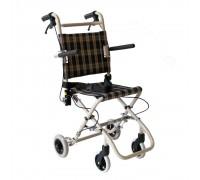 Кресло-коляска механическая Оптим FS800LBJ ширина сидения 30см