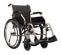 """Кресло-коляска Ortonica BASE 130 18"""" UU (45,5 см) с покрышками повышенной проходимости"""