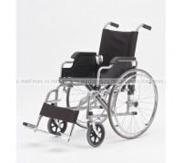 Кресло-коляска (ММ) FS909(B) механическая стальная (ширина 41, 46 см)