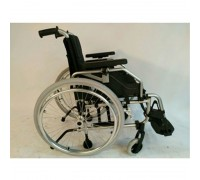 Кресло-коляска Титан LY-710-AW19-AS (40-50см) литые колеса