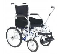 Кресло-коляска Excel Xeryus 200 (40 см) пневмо колеса, с рычажным управлением