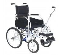 Кресло-коляска Excel Xeryus 200 (45 см) пневмо колеса, с рычажным управлением