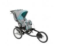 Прогулочное шасси Кимба Кросс (вкл. корзину, защитные боковины) для коляски Отто Бокк Кимба