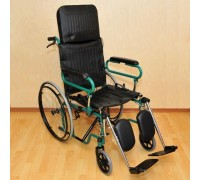 Кресло-коляска Оптим FS902GC (задние литые колеса)