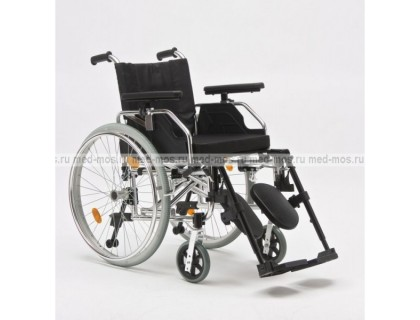 Кресло-коляска Belberg FS250LCPQ механическая алюминиевая (ширина 41, 46 см)