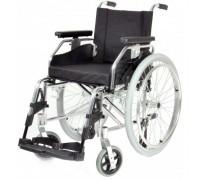 Кресло-коляска механическая алюминиевая Мед-Мос FS218LQ (ширина 41, 46 см)
