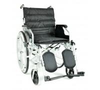 Кресло-коляска механическая алюминиевая Мед-Мос FS250LCPQ NEW (ширина 41, 46 см)