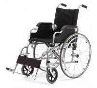 Кресло-коляска механическая стальная Мед-Мос FS909 (ширина 41, 46 см)