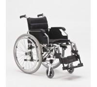 Кресло-коляска механическая алюминиевая Мед-Мос FS955L (ширина 41, 46 см)