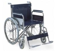 Кресло-коляска (ММ) FS975-51 механическая стальная