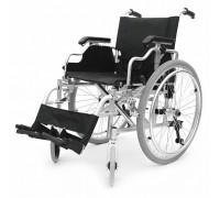 Кресло-коляска инвалидная складная алюминиевая Ортотитан LY-710-903 (ширина 41, 46 см)