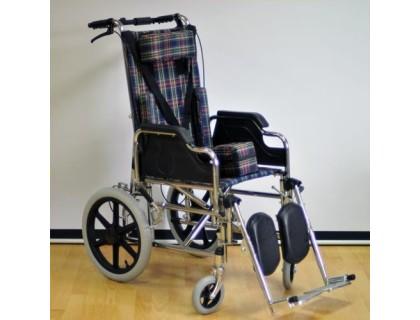 Кресло-коляска Оптим FS212BCEG ( ширина сидения 39 см)