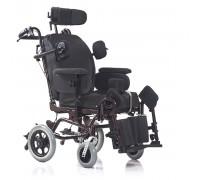 Кресло-коляска Ortonica DELUX 570 S (ширина 40,5, 45,5 см)