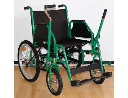 Кресло-коляска Мега Оптим рычажная АС 514AC (ширина 41, 46 см)