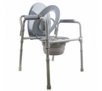 Кресло-туалет AMCB6809 складное (без колес)