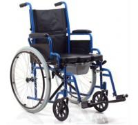 Кресло-коляска с санитарным оснащением Ortonica TU55