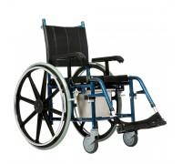 Кресло-коляска с санитарным оснащением Ortonica TU89 5/24/ UU, колеса 2 больш. и 2 мал.