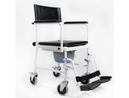 Кресло-каталка с санитарным оснащением LY-800-154
