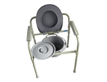 Кресло-туалет с санитарным оснащением Симс 10580