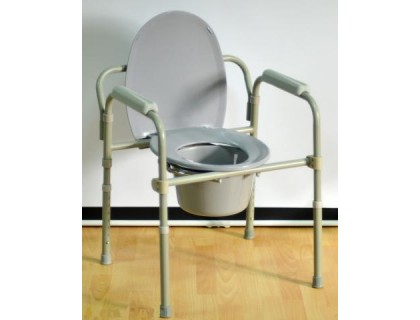 Кресло-туалет с санитарным оснащением PR7210A