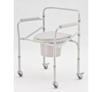 Кресло-туалет Армед H005B (56см, дополнительные ножки)