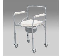 Кресло-туалет Армед FS693 с санитарным оснащением