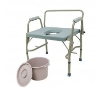 Кресло-туалет широкий 10582 нескладной
