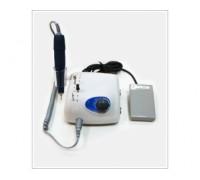 Аппарат для маникюра, педикюра и коррекции ногтей Strong 210/105L (c педалью, в сумке)