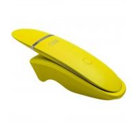 Прибор для ультразвуковой чистки лица Exotic GESS-147 Цвет: желтый