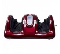 Массажер для ног c ИК-прогревом Foot Massage FITSTUDIO (бордовый) 210:I