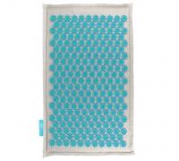 Акупунктурный массажный коврик EcoLife, Gezatone 1301257G бирюзовый