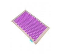 Акупунктурный массажный коврик EcoLife, Gezatone 1301257P фиолетовый