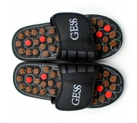 Рефлекторные массажные тапочки uFoot GESS-204
