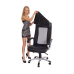 Офисное массажное кресло US MEDICA Chicago черное