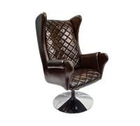 Массажное кресло EGO Lord EG-3002 Lux Шоколад (натуральная кожа)