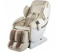 Массажное кресло Casada AlphaSonic (кремовый)