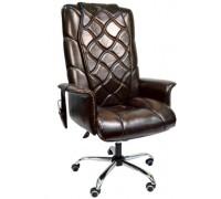 Офисное массажное кресло EGO PRIME EG-1003 LUX (шоколад)