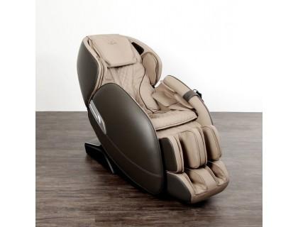Массажное кресло Casada AlphaSonic II (черный, бежевый)