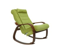 Массажное лофт-кресло для отдыха EGO Spring CANTY RELAX EG2005 флок