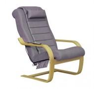 Массажное лофт-кресло для отдыха EGO Spring EG2004 обивка флок