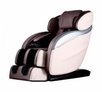 Массажное кресло Futuro GESS-830 coffee (коричнево-бежевое)