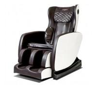 Массажное кресло VictoryFit VF-M58 коричн/белый