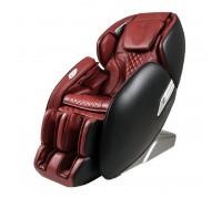 Массажное кресло Casada AlphaSonic II red/black (АльфаСоник 2 Брейнтроникс бордо-чер) CMS-540(BT/H)