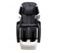 Массажное кресло Casada Skyliner 2 (СкайЛайнер 2 Брейнтроникс) CMS-554(BT/H) бело-серое