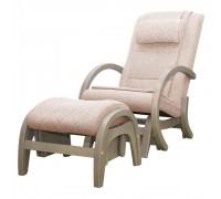 Массажное кресло-качалка EGO TWIST EG-2004 SHIMO с пуфом
