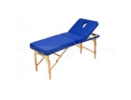 Стол массажный переносной с деревянной рамой JFMS03R